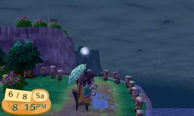 Animal) Crossing Back Over Into New Leaf | Humming Rain